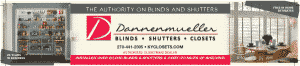 Dannenmueller Blinds, Shutters, & Closets